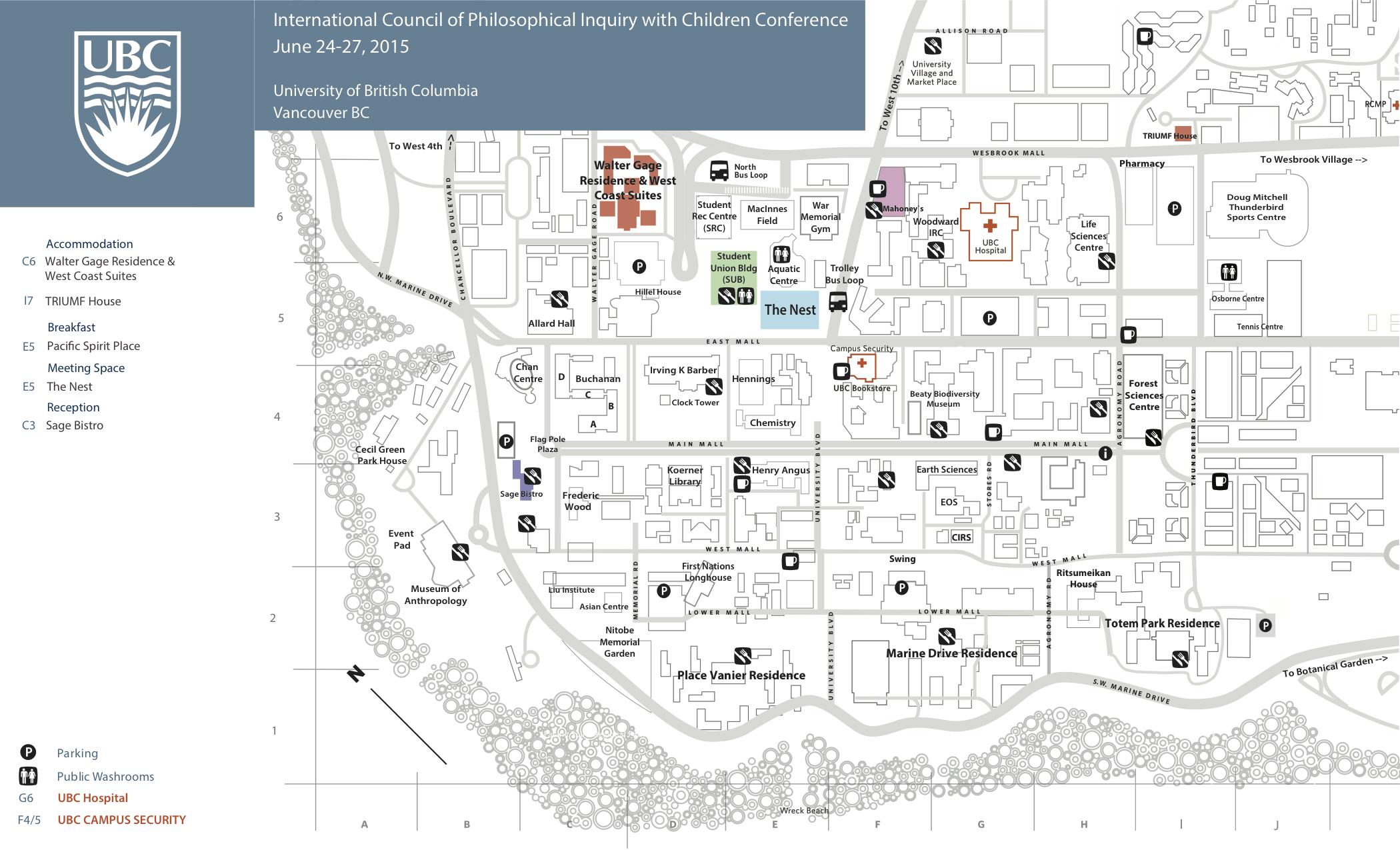ICPIC MAP