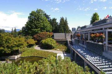 Sage Restaurant, UBC Campus